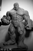 The Hulk 01 by SheridanDoose