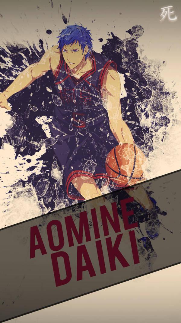 Aomine Kuroko No Basket Wallpaper HD By Chimozuki