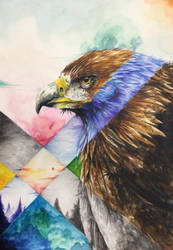 Eagle by SKetch39