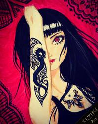 Tattou by sizikiart