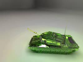 Toy Tank by BeBz