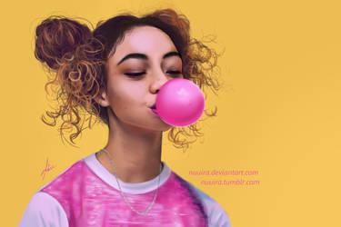 Bubblegum by nuuira