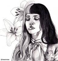 Melanie by nuuira