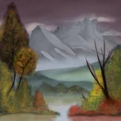 S1E7- Autumn Mountain by tlst9999