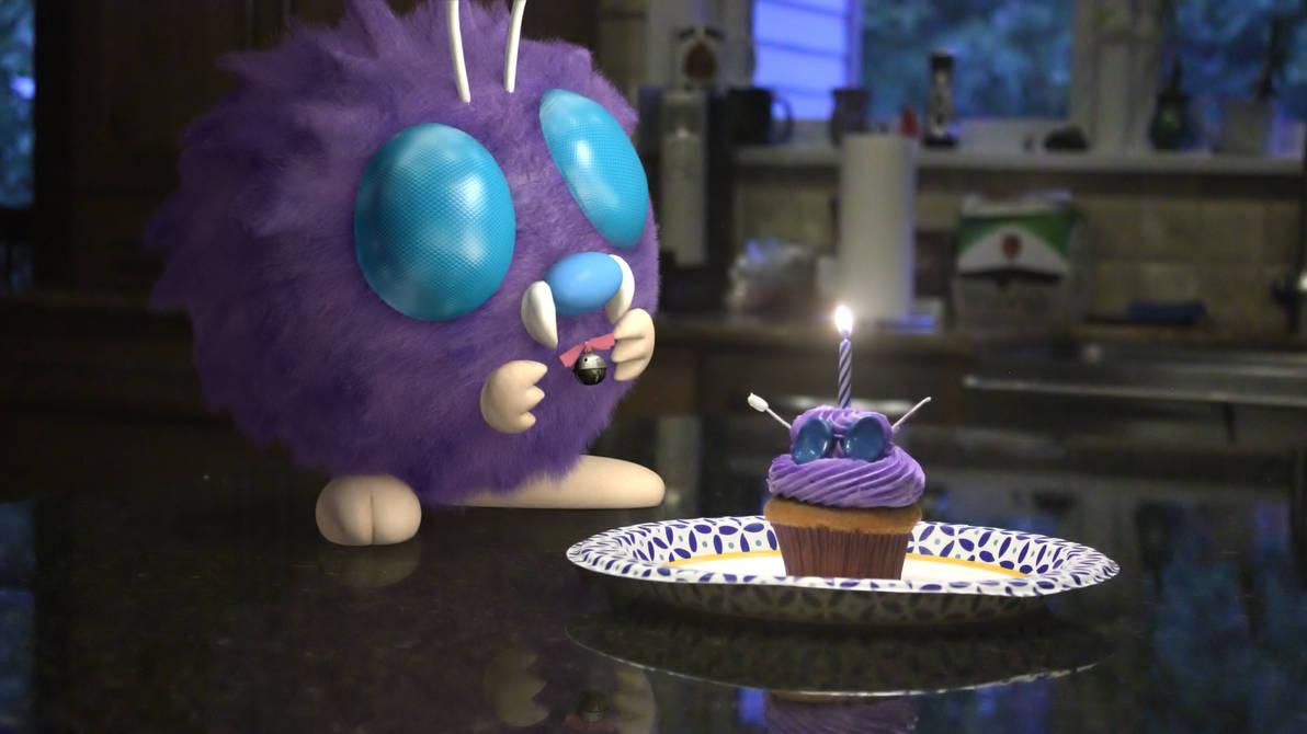 Happy Birthday Polly! by hi2tai