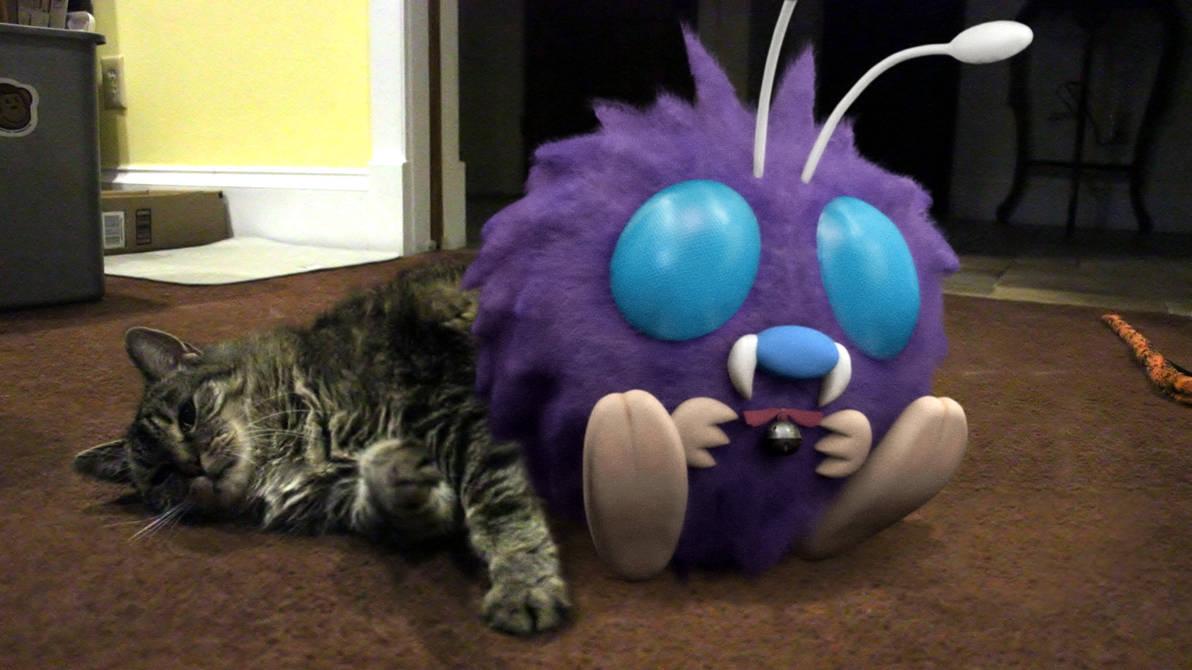 Polly and Kitty! by hi2tai