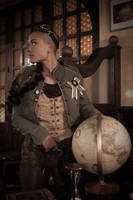 STEAMPUNK_A World To Discover by TheOuroboros