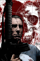 Punisher - Coloring - by pochrzas