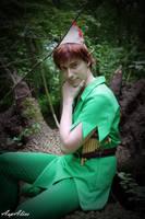 Peter Pan Cosplay: Cheeky by Jake-Peter-Pan