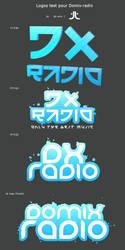 Domix Logos by titi-arts