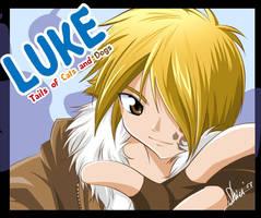 Luke by nekoshiei