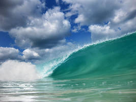 Tropical waves by LouisStone