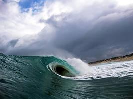 Winter waves by LouisStone