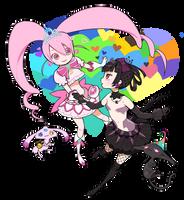 6 heart princess by harapeko