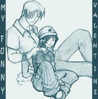 My Funny Valentine by Pechan