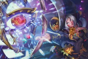 Celestial Opposition by Pechan