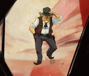 The Sheriff by svenstoffels