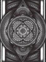 Mandala 02 by AlexOwla