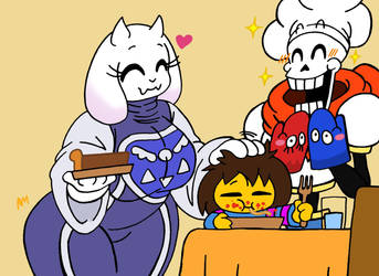 The family meals are the best ! by LiLLi-ViLLa