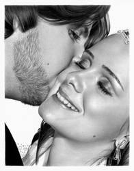 Wedding Bliss by imaginee