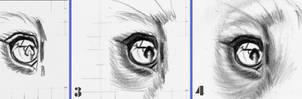 Puppy eye Tutorial by imaginee