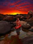 Mermaid Melissa - Waiting 4 Him by sirenabonita