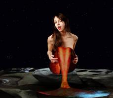 Mermaid Wren II by sirenabonita