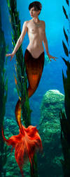 Mermaid Mimi ~ the heart of the sea by sirenabonita