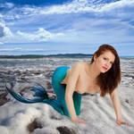 Mermaid Mira by sirenabonita