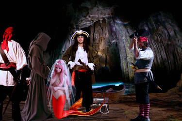 Mermaid Disharmonica ~ the Unwilling Bride by sirenabonita