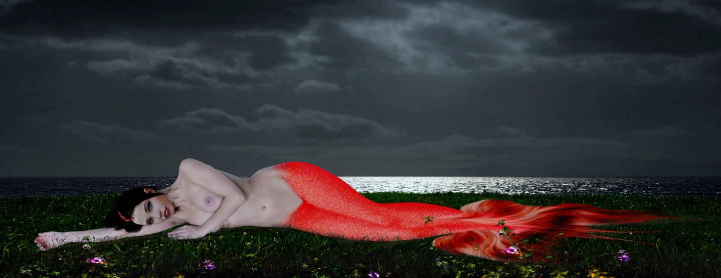 Mermaid Katy ~ la sirena de encantamiento by sirenabonita