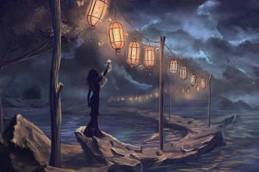 Light In The Dark by Sylar113