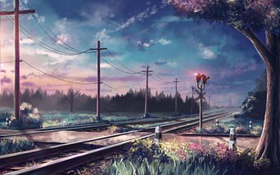 landscape #16 by Sylar113