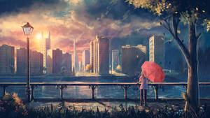 landscape #22 by Sylar113