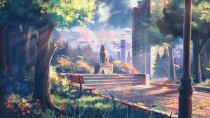 landscape #26 by Sylar113