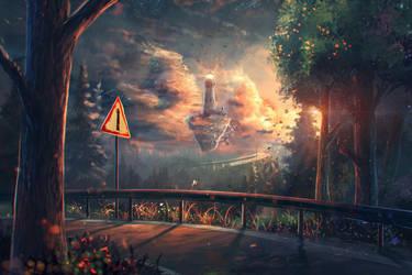 landscape #30 by Sylar113