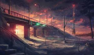 landscape #37 by Sylar113