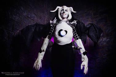 Asriel Dreemurr by KJH-Photography