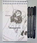 Inktober 2018 Day 7 Exhausted by OptimusConvoy