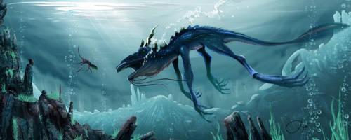 Deep sea motherhood by LAI6