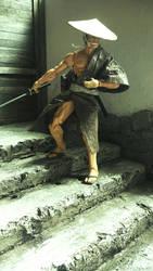 Shinobido: Yojimbo by scruffyronin