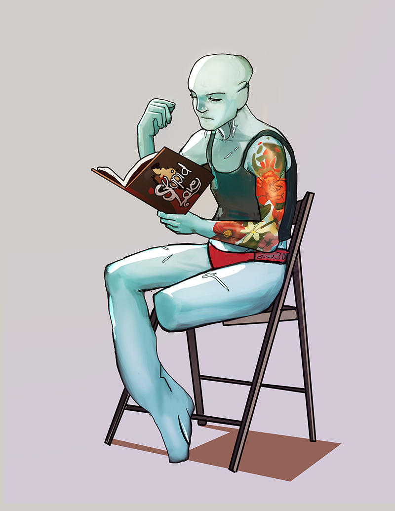 Siren Reading by ImagineTheEnding