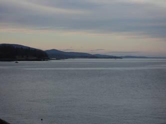 Maine Coast by HathorTheMad84