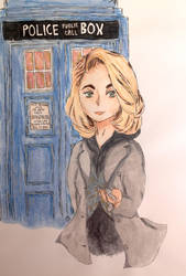 13th Doctor by poly-esther