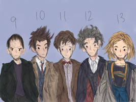 I am the Doctor by poly-esther