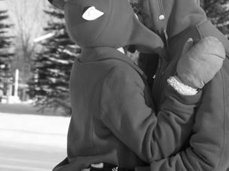A Frosty Kiss by Kitsune-Hayashi