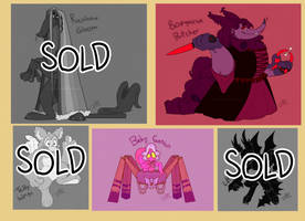 [WL - OPEN] OFFICIAL GUEST ADOPTS FLATSALE 2/5 by Zelebirbo