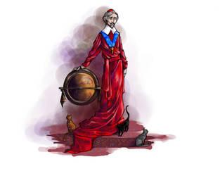 Richelieu by Ryzhaia