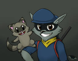 Sly and Starne by Syoshi