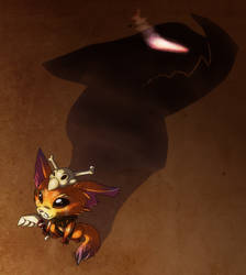 LOL Gnar by Syoshi